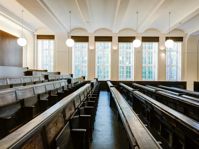 oestreicher locations   großer hörsaal