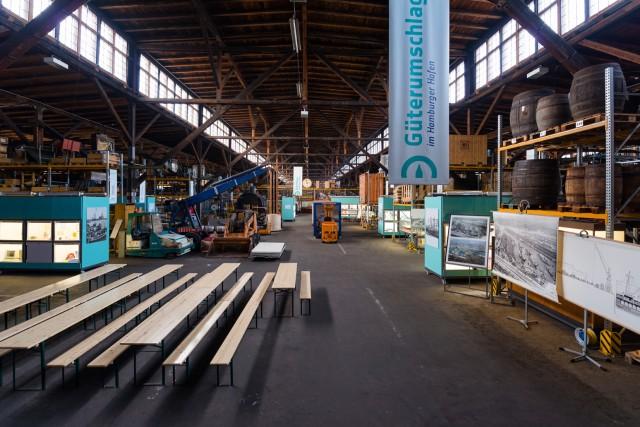 oestreicher locations   hafen depot