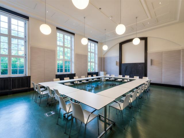 oestreicher locations | kleiner hörsaal