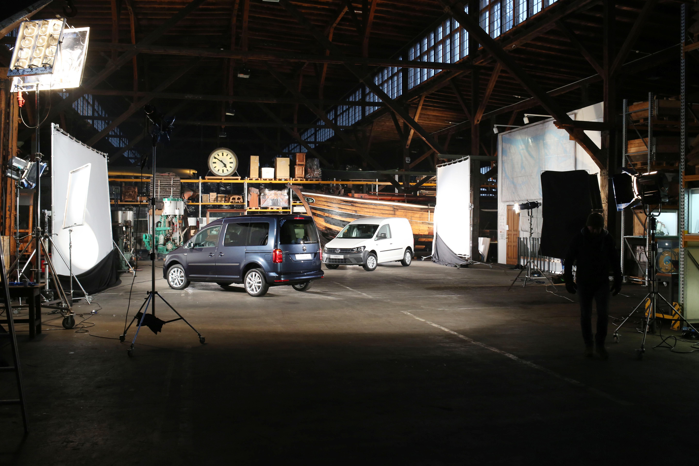 VW im Hafenmuseum